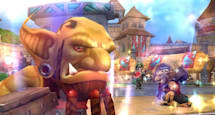Wizard101 invites players into the mythical realm of Avalon