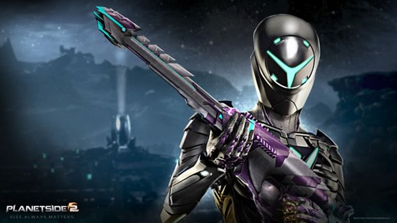 GDC 2013: PlanetSide 2's new app and the future of Forgelight