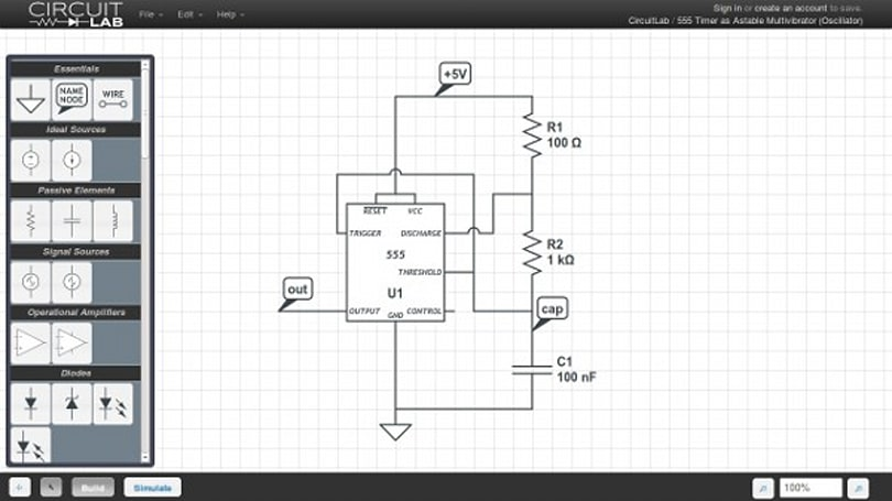 CircuitLab brings schematic design and sharing to the browser (video)