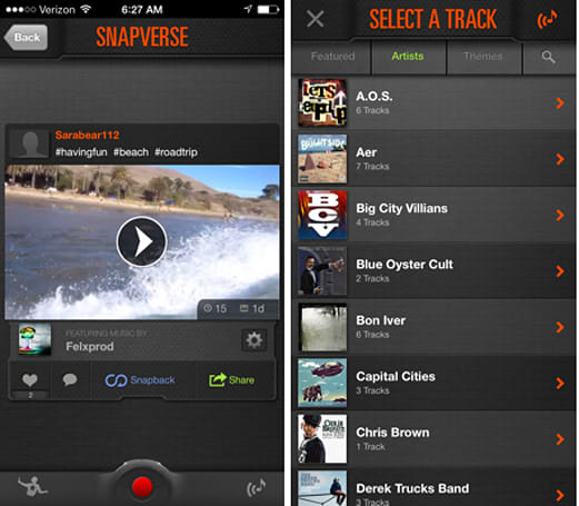 Daily App: Snapverse allows you to create video Selfiokes you can share