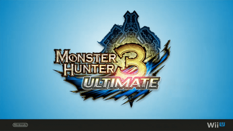 Monster Hunter 3 Ultimate announced for Wii U and 3DS, available March 2013 [Update]