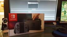 有人提早拿到了 Switch,但沒有遊戲可以玩