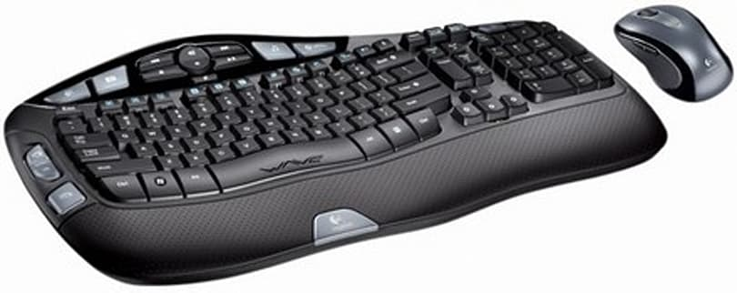 Logitech's Wave keyboard gets reviewed