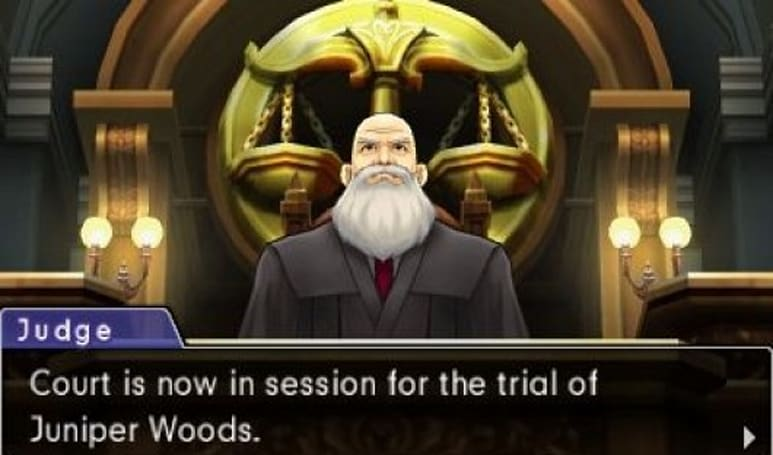 Ace Attorney 5 files demo with 3DS eShop in Japan next month