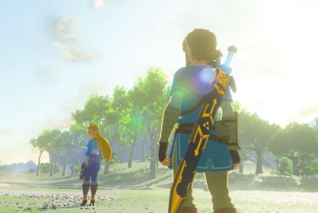 《塞尔达传说:荒野之息》将成官方为 Wii U 推出的最后一款游戏