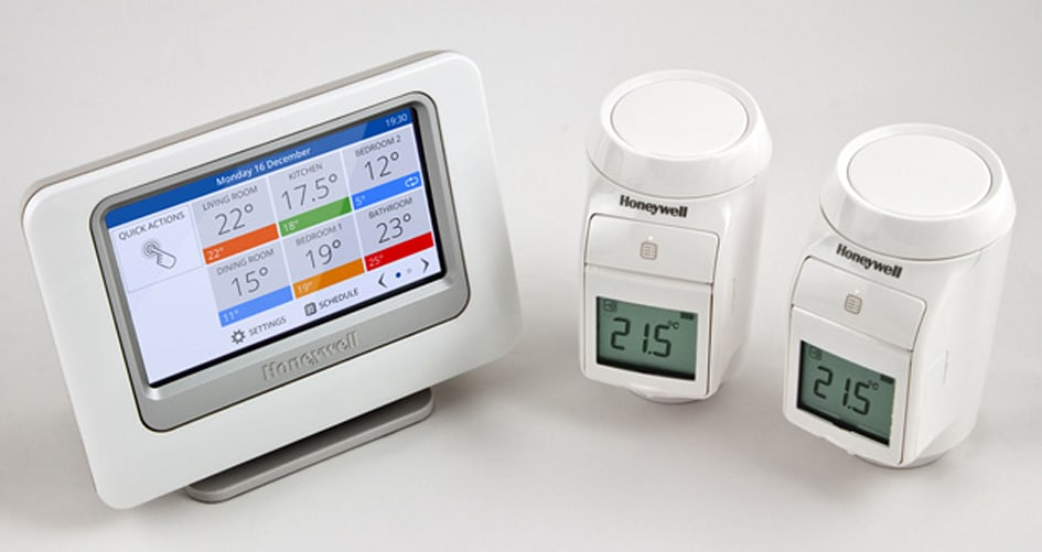 Honeywell 39 S Evohome Puts A Smart Heating System In Every