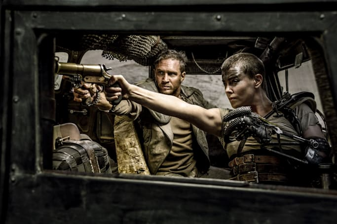 'Star Wars,' 'Mad Max' and 'Martian' get Oscar nominations