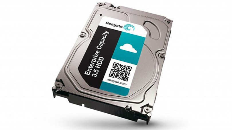 8TB hard drives have arrived