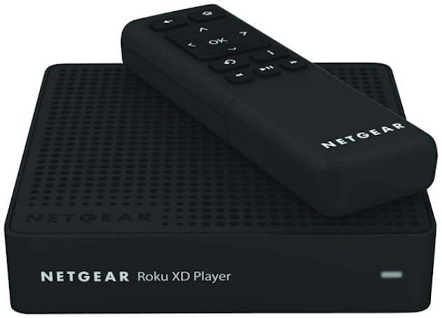 Netgear Roku XD Player gets official, coming to big box retail everywhere