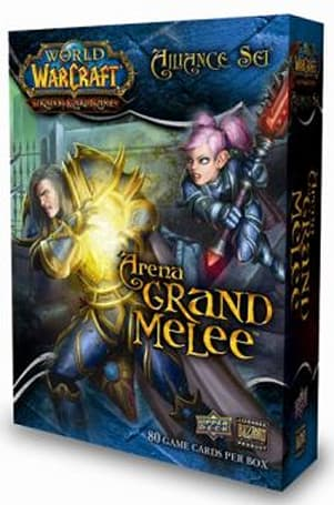WoW TCG: Arena Grand Melee expansion released