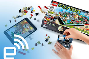 Build Virtual Playgrounds with Lego Fusion