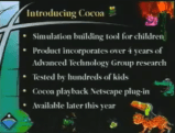Found Footage: Apple introduces Cocoa at the 1996 WWDC