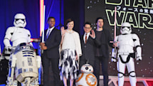 'Star Wars: The Force Awakens' Blu-ray rip leaks to torrents