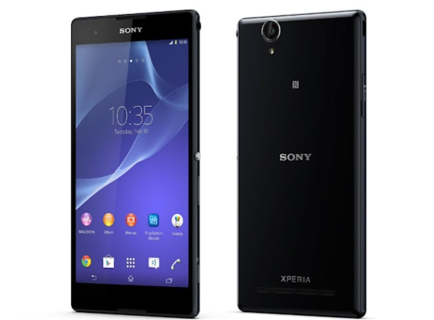 Sony grows its Xperia line by two with the 6-inch T2 Ultra and Walkman-centric E1