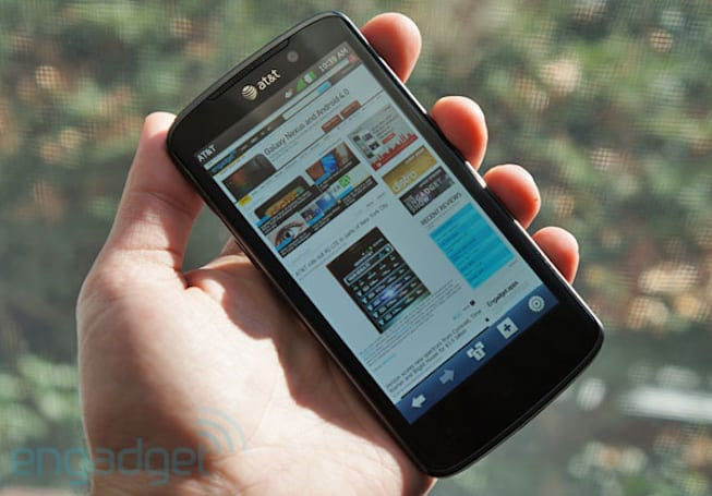 How would you change the LG Nitro HD?