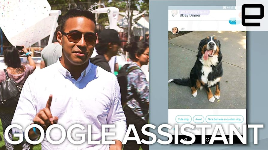 Google I/O 2016: What Is Google Assistant?