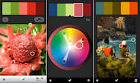 Adobe Kuler color selection iPhone app is now available, redesigned web interface in tow (video)
