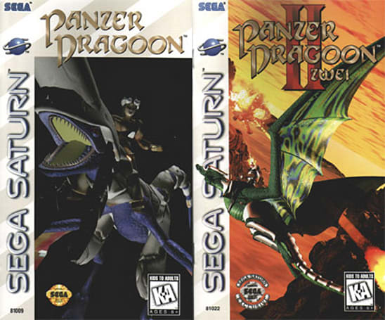 Sega Saturn Panzer Dragoon, Zwei coming to GameTap