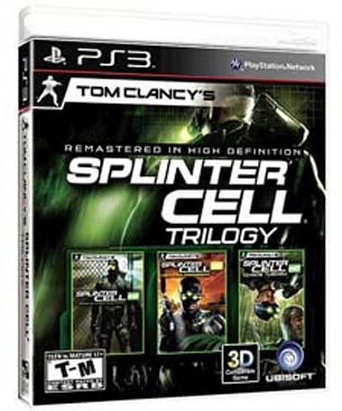 Splinter Cell Trilogy infiltrates shelves and PSN on Sept. 27