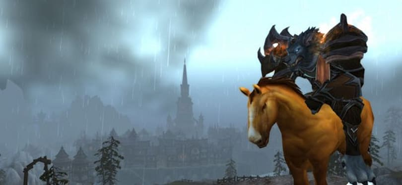 Patch 4.3: Worgen racial mounts