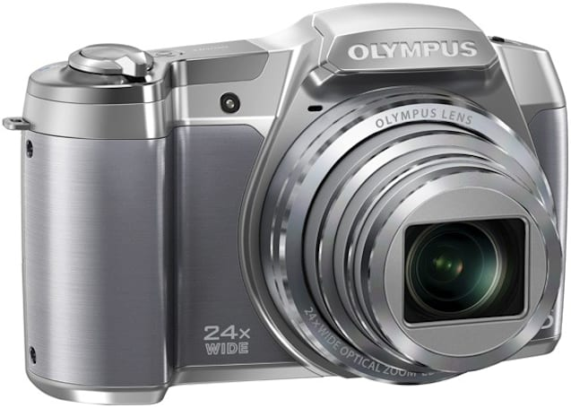 Olympus reveals SZ-15, SZ-16 superzoom cameras with upgraded sensors