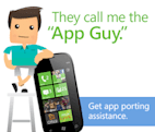 Microsoft releases Android developer poaching package for Windows Phone 7