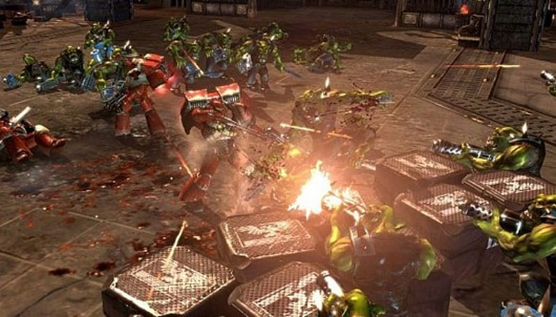Dawn of War 3 further detailed by THQ's Danny Bilson