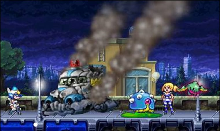 Mighty Switch Force 2 coming to 3DS eShop