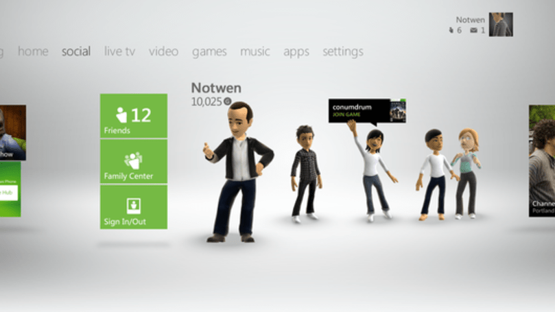 Here's what the 'new' New Xbox Experience looks like