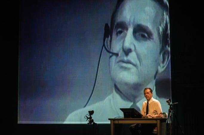 The mother of all tech demos becomes an avant garde opera
