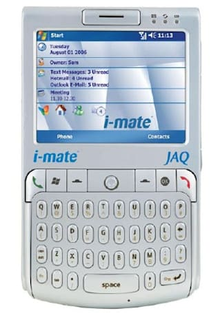 i-mate sheds HTC for Pocket PC Q-killer?