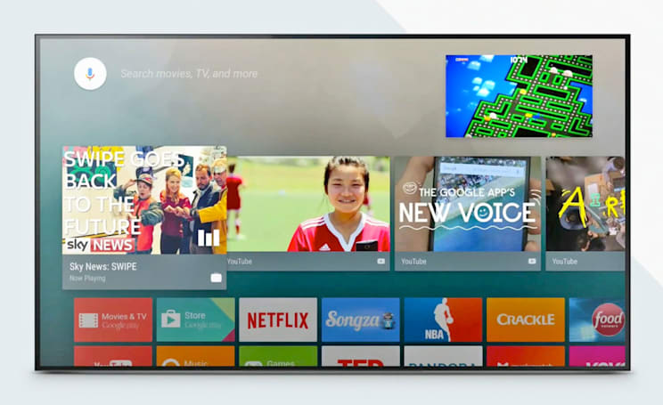 Google Cast and Android TV are coming to even more screens