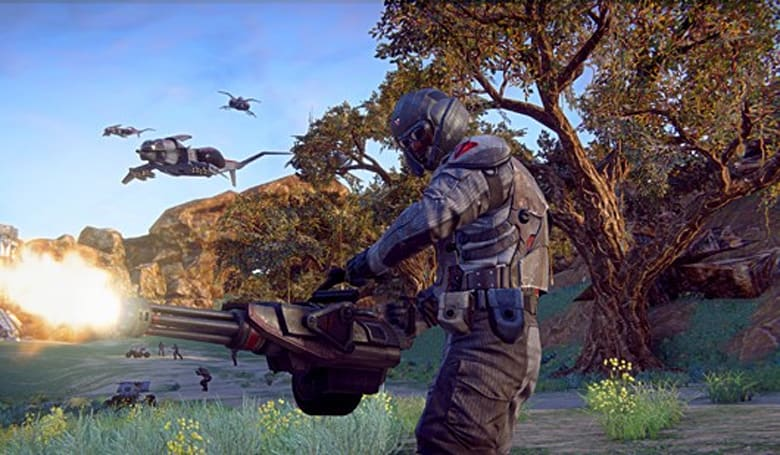 GDC 2012: SOE's PlanetSide 2 gunning for the big time