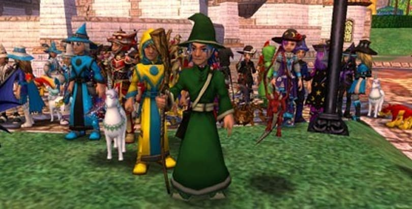 Wizard 101 teaches wizards how to count up to 1 million players
