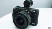 Canon EOS M6 登場,變便宜了!