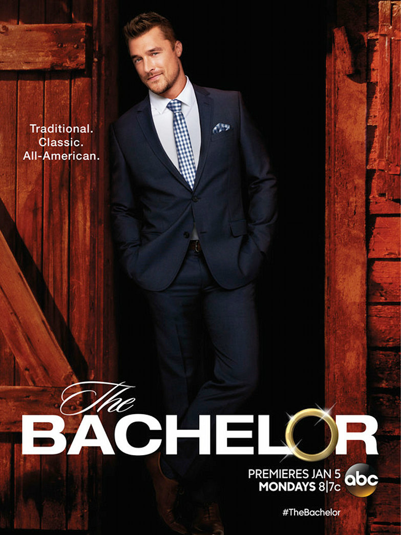First Look! Chris Soules as The Bachelor