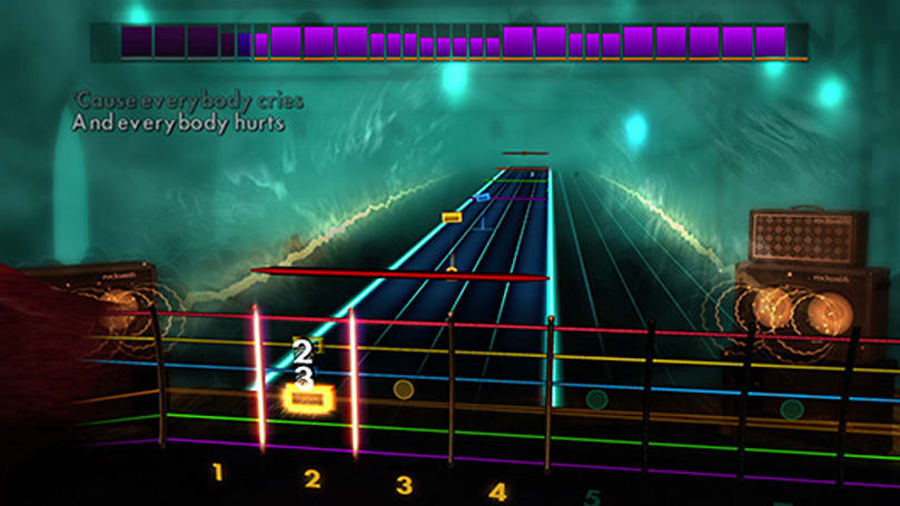 Rocksmith is losing its religion, gaining REM DLC