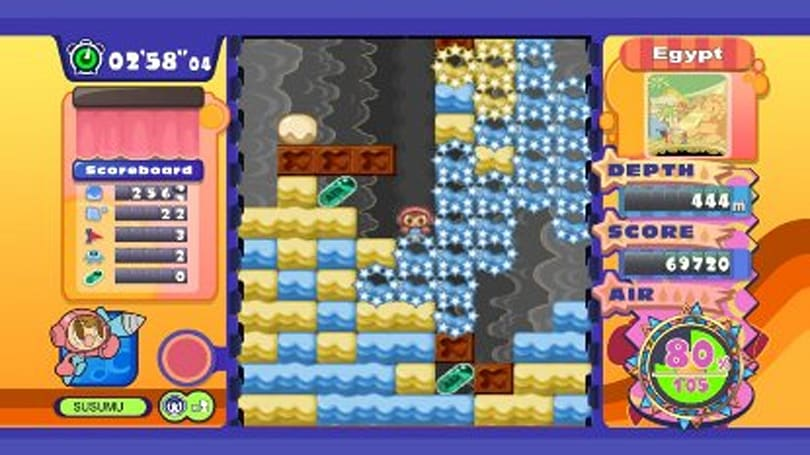 Mr. Driller Online drills into the XBLA this week