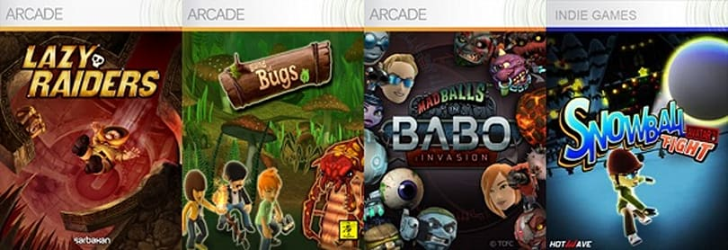 XBLM Deal of the Week: Lazy Raiders, Band of Bugs, more