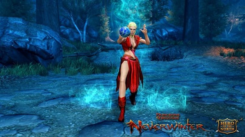 New Neverwinter video highlights the Control Wizard