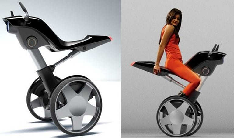 Taurus concept adds a touch of bullish masculinity to personal transportation