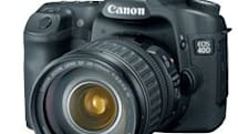 Canon EOS 40D owner hacks camera, records silent movie