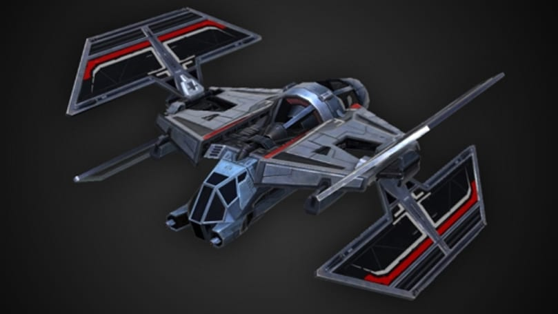 Star Wars: The Old Republic highlights bomb(er) ships