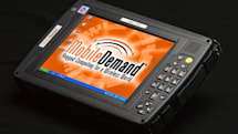 MobileDemand lets loose rugged xTablet T8700 tablet PC
