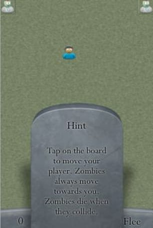 Family-friendly Zombies on the iPhone