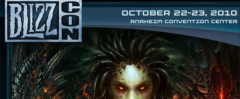 BlizzCon 2010: Online ticket printing now available