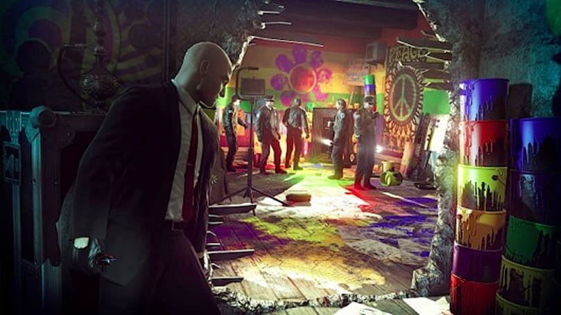 18 minutes of Hitman: Absolution's Contracts mode