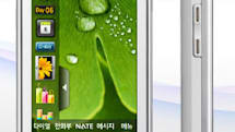 Samsung's B900 comes to South Korea with T-DMB, funny d-pad