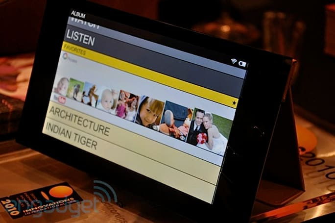 Album2 is the non-touchscreen photo album tablet you've always been waiting for
