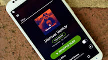 Spotify's Discover Weekly playlists have 40 million listeners